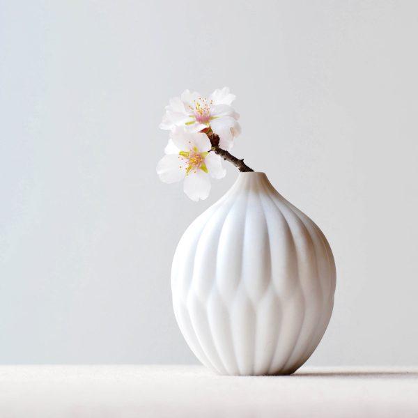 petite textured vase