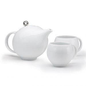 Zeisel modern teapot design
